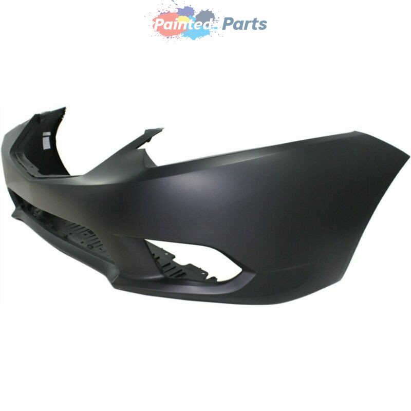 Fits Acura TSX 2011-2014 New Front Bumper Painted To Match
