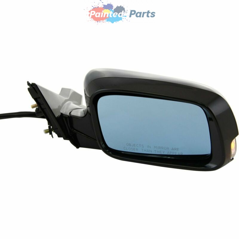 PAINTED TO MATCH RIGHT FITS 2009-2014 ACURA TL MIRROR